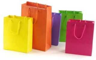 Линия по производству пакетов из бумаги