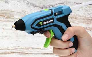 Что можно клеить термоклеевым пистолетом