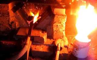 Как закалить металл в домашних условиях смотреть