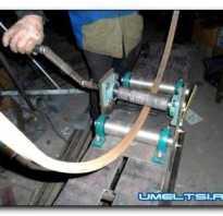 Изделия из металлической профильной трубы