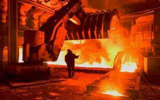 Черная и цветная металлургия это