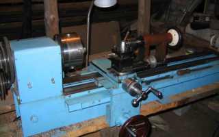 Изготовление токарного станка по металлу своими руками