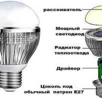 Как ремонтировать светодиодные лампочки