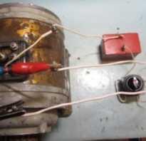 Реверс 3 х фазного двигателя схема