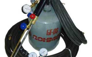 Бензиновый резак по металлу