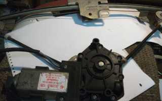 Домкрат электрический 12 вольт своими руками