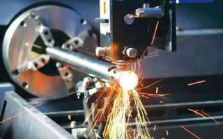 Технология обработки листового металла
