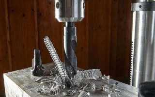 Приспособления для сверления отверстий в металле