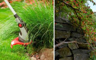 Рейтинг аккумуляторных триммеров для травы