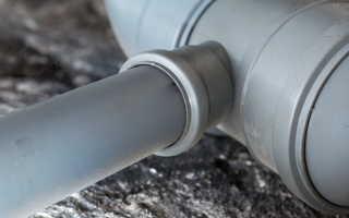 Минимальный уклон канализации на 1 метр