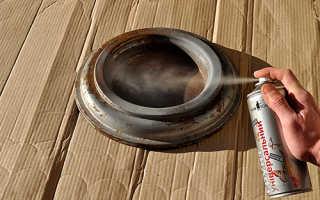 Грунтовка алкидная для металла