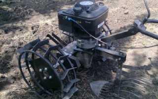 Самодельные железные колеса на мотоблок