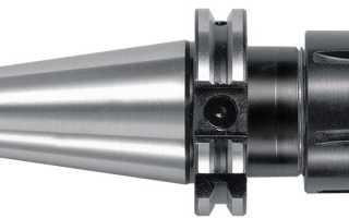 Цанговый патрон для фрезерного станка по металлу