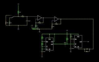 Конструктор электрических цепей онлайн