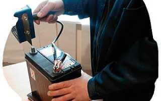 Как узнать замкнутый аккумулятор или нет