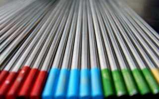 Выбор электрода от толщины металла