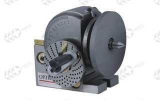 Делительная головка для токарного станка по металлу