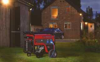 Какие генераторы лучше для загородного дома