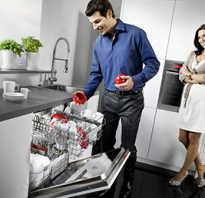 Машина для мойки посуды