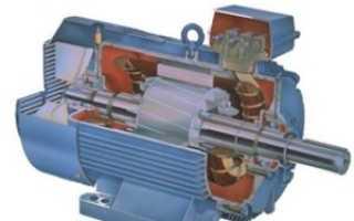 Ремонт асинхронных электродвигателей с фазным ротором