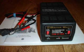 Схема инверторного зарядного устройства для автомобильного аккумулятора