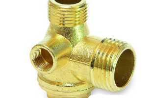 Прокладка обратного клапана компрессора