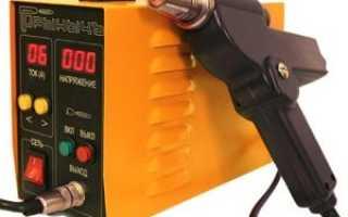 Инвертор для плазменной резки металла