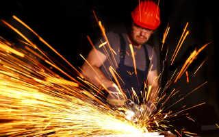 Как правильно пилить болгаркой металл