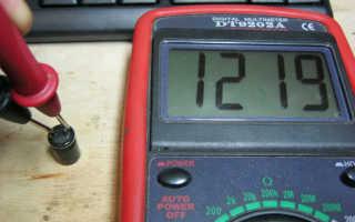 Как найти пробитый конденсатор на плате