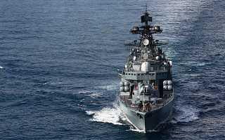 ADMIRAL USHAKOV — сухогрузное судно