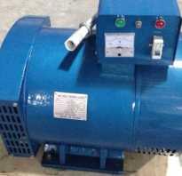 Виды генераторов переменного тока