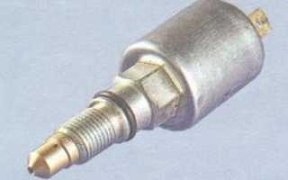Назначение электромагнитного клапана карбюратора