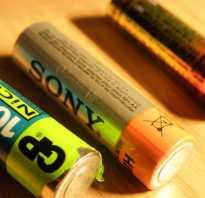 Что делать с отработанными батарейками