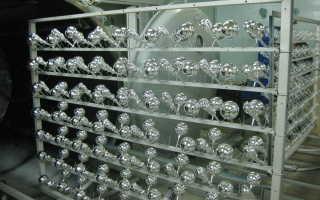 Вакуумная металлизация в москве