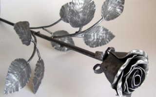 Изделия из металла для дома своими руками