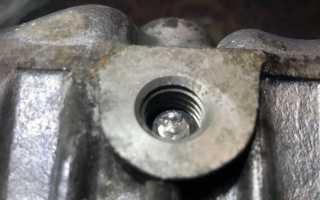 Как выкрутить сломанный болт из колеса