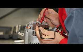 Проверка реле регулятора генератора ваз 2110