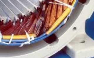 Прозвонка обмоток трехфазного электродвигателя