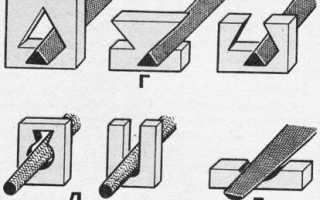 Классы напильников по металлу