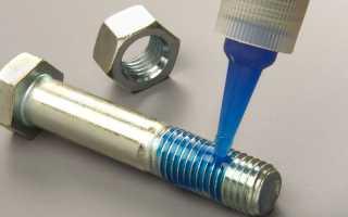 Однокомпонентный клей для металла