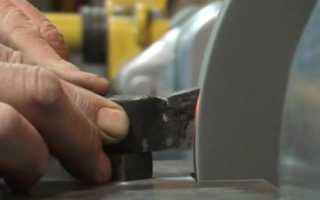 Заточка резцов по металлу для токарного станка