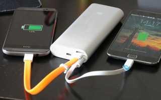 Как проверить мощность аккумулятора телефона