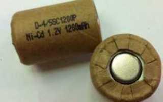 Способы ремонта аккумуляторов шуруповерта