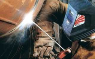 Правильно варить металл электродами