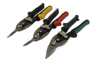 Какие бывают ножницы по металлу ручные