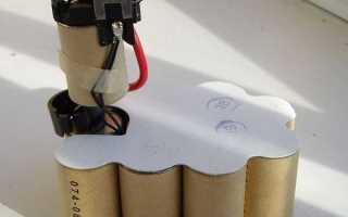 Как правильно хранить никель кадмиевый аккумулятор шуруповерта
