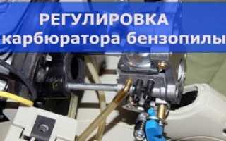 Пила с карбюраторным двигателем