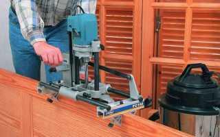 Оборудование для врезки замков и петель