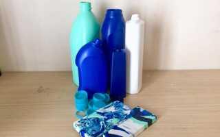 Пластиковые изделия в домашних условиях