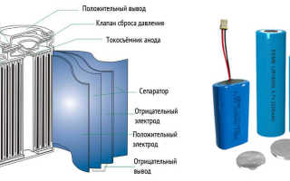 Восстановление емкости li ion аккумулятора
